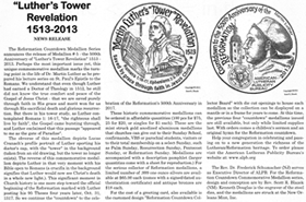 2013 Luther's Tower Revelation