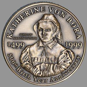 1999 Katherine von Bora
